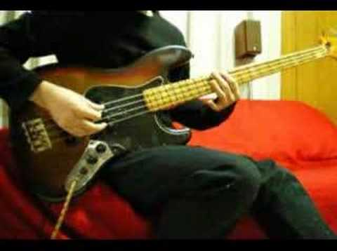 Taxman - The Beatles (Bass guitar) Video