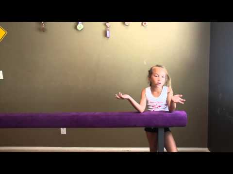 The Beam Store 30-Inch Adjustable Height 8-Feet Suede Balance Beam Review