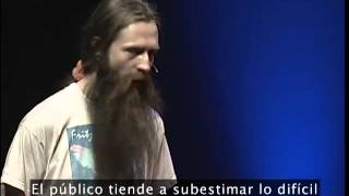 Aubrey de Grey: A roadmap to end aging(Spanish) TEDGlobal 2005