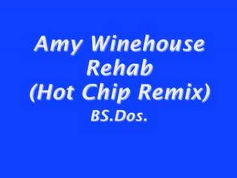 Amy Winehouse ~ Rehab (Hot Chip Remix)