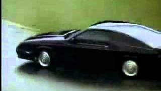 1984 chrysler laser commercial