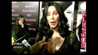 """Cher - """"Burlesque"""" LA Premiere (15.11.2010)"""
