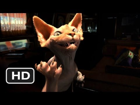Cats & Dogs: The Revenge of Kitty Galore #4 Movie CLIP - Kitty Galore (2010) HD