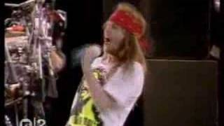 Клип Guns N' Roses - Knocking On Heaven's Door
