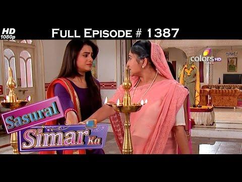 Sasural Simar Ka - 11th January 2016 - ससुराल सीमर का - Full Episode (HD) thumbnail