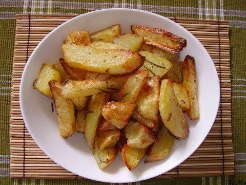 Cucinare le patate al forno