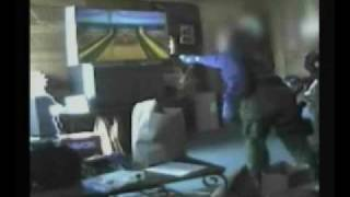 Cops Busted For Playing Wii