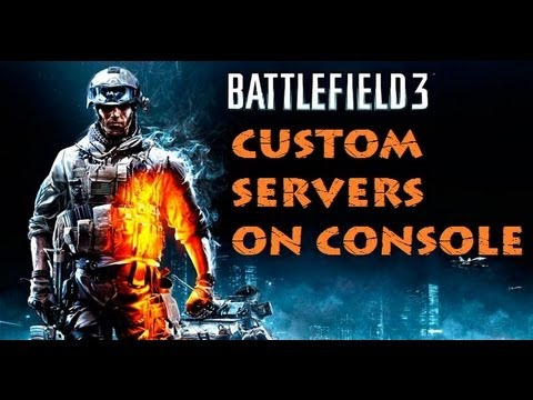 Battlefield 3 Custom Servers Coming to Console!