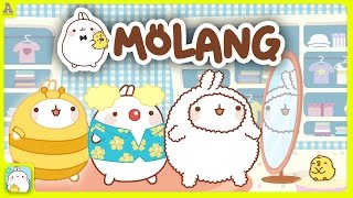 Molang & Piu Piu Happy Day | Awesome Playtime App for Kids