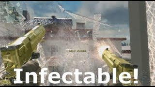 MW2 TU8 Real Modded Class Infections!! (I Got Golden Desert Eagle Working!!) (Xbox 360)