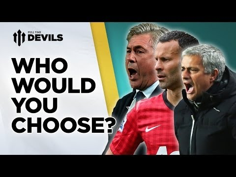 Next Manchester United Manager | Who Would You Choose? | DEVILS