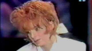 Mylène Farmer Interview Laser M6 Mai 1987 (Part 1)