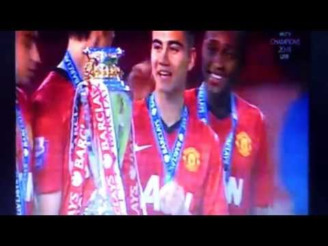Manchester United Premier League U21 Champions 2012-2013 (20/05/13)