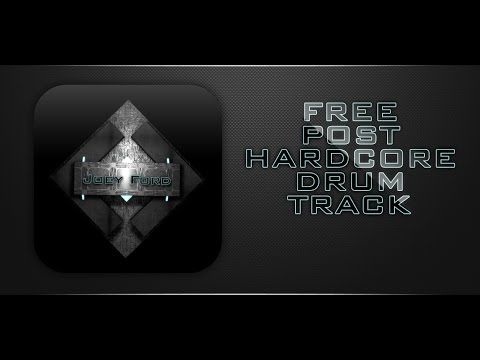 FREE POST-HARDCORE DRUM TRACK