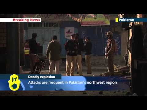 Pakistani Taliban Attack Police: Suicide bomber kills dozens at police compound in Rawalpindi