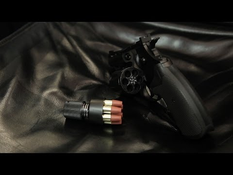 Sneak Preview Full Metal KWC M357 Revolver CO2 - RedWolf Airsoft RWTV