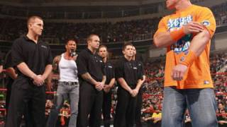 Raw: John Cena and Batista meet in a final face-off