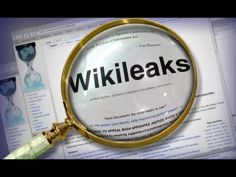 Journalist Who Went Into Hiding For 4 Years Vindicated By Wikileaks video
