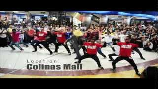 FlashMob (((( Los 65 )))) Video Official - Luz En las Tinieblas - LENT /// DANCE AT COLINAS MALL