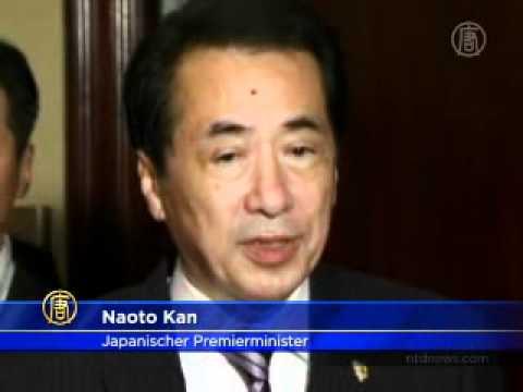 Japan-China: Erstes spontanes Gespräch zum Inselstreit