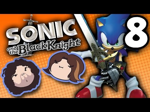 Sonic and the Black Knight: Banana Sandwiches - PART 8 - Game Grumps