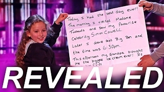 Issy Simpson: BGT Semi-Final Trick REVEALED