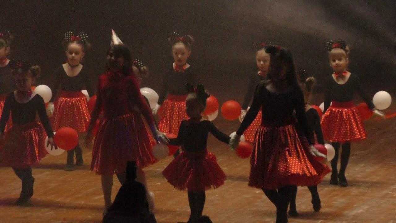 Нові стилі і цікаві постановки. Звітний концерт танцювальної студії «Maгія Сходу»