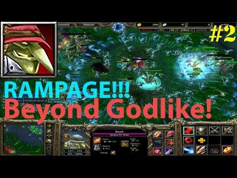DoTa 6.83d - УНИВЕРСАЛЬНЫЙ ТИНКЕР | RAMPAGE! ★ Beyond GODLIKE! #2