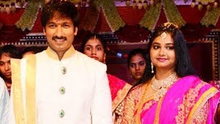 Gopichand Reshma Marriage - 01