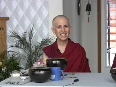 05-18-08 41 Prayers to Cultivate Bodhicitta - Ven. Chodron's Verse - BBCorner