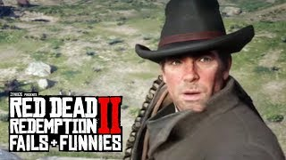Red Dead Redemption 2 - Fails & Funnies #62