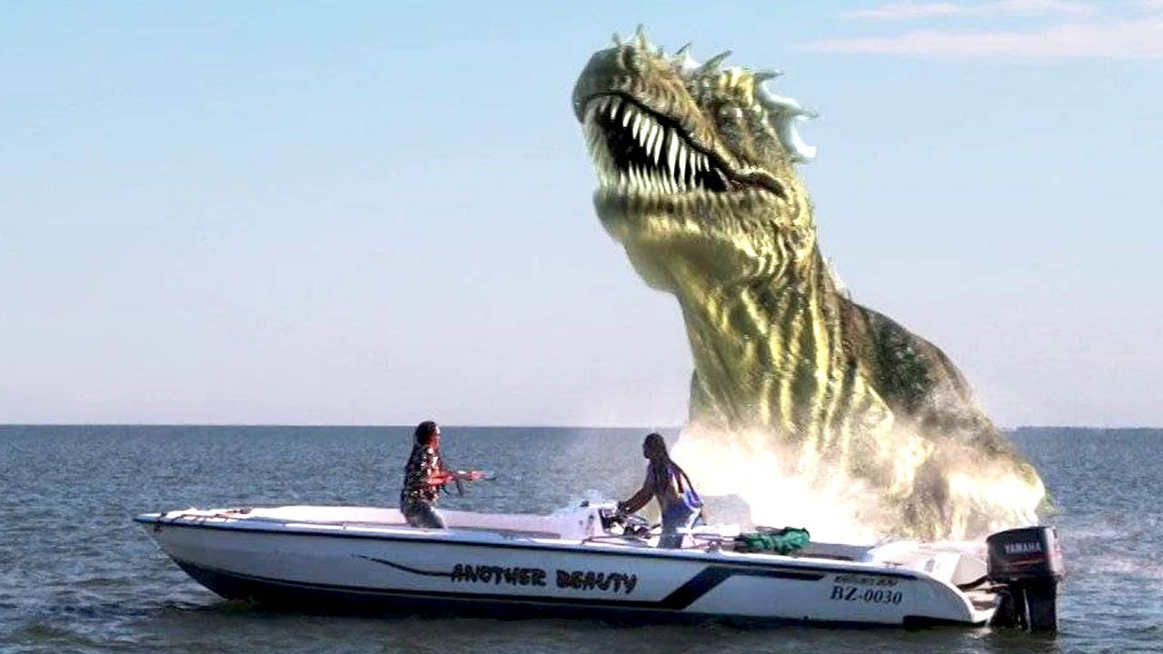 Monster Island Movie  Trailer
