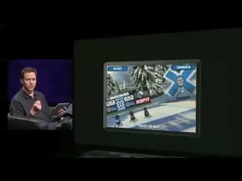 Apple iPad: Steve Jobs Keynote Jan 27 2010 Part 5