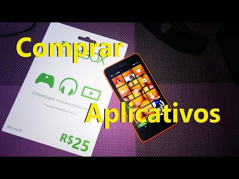 Windows Phone Comprar Apps e Jogos sem cartões de crédito