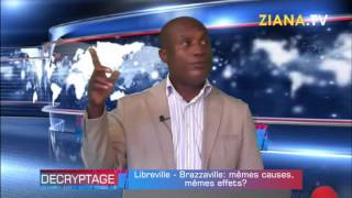 DECRYPTAGE. Bedel BAOUNA fait sa rentrée... Libreville-Brazzaville mêmes causes, mêmes effets!