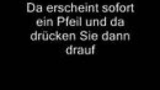 Mike Krüger - Der Nippel (Lyrics)