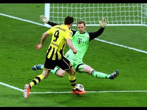 Robert Lewandowski vs Bayern Monachium