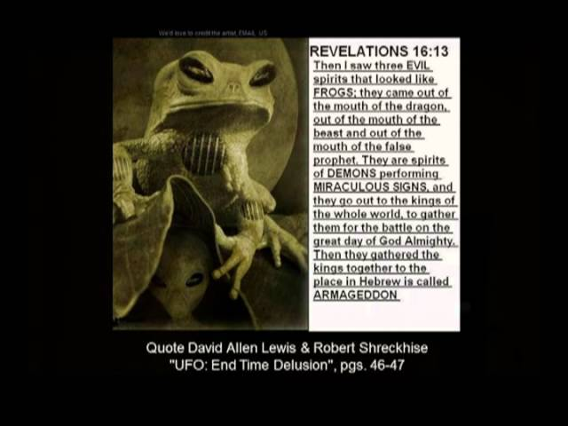 Are Aliens Demons? Evidence for a Spiritual Interpretation of Alien Contact - Guy Malone