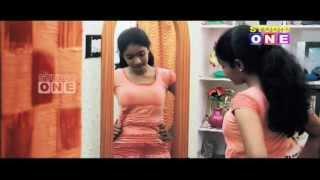 Young Girl Exposing front of Mirror Scene - Oka Romantic Crime Katha