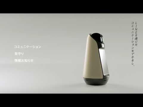 Sony представила «неведомую птицу» — ни робот, ни смартфон Xperia Hello!