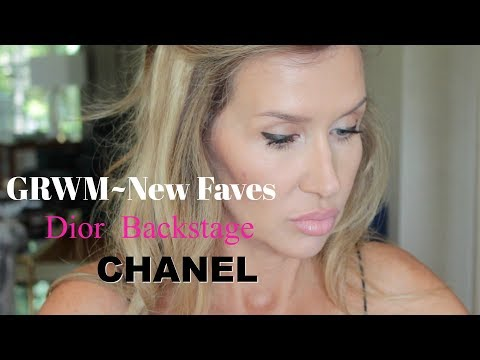 GRWM~ New Faves Dior Backstage CHANEL