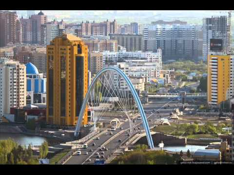 Astana city, Kazakhstan 2011 /  