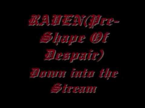 Shape Of Despair - Down Into the Stream