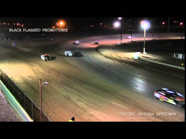 Central Arizona Speedway- Xmod Main Feb 21st 2015