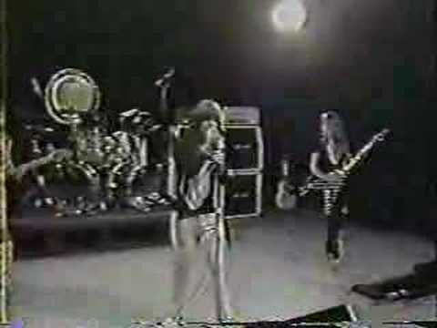 Ozzy Osbourne & Randy Rhoads- Mr Crowley Video