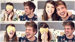 What's In My Mouth with Joey Graceffa | Zoella