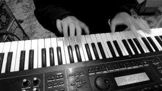 Mask of Sanity (Children of Bodom Keyboard Cover)