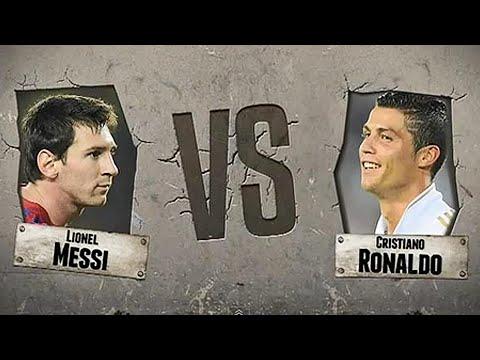 Ronaldo vs Messi Boot Battle: Mercurial Vapor vs. F50 Review by freekickerz