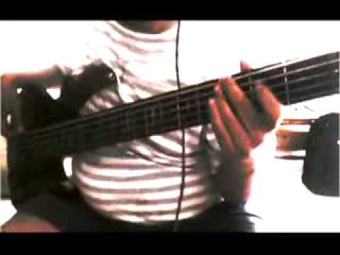 Give Life Back To Music - Daft Punk : Bass cover by Norakaa