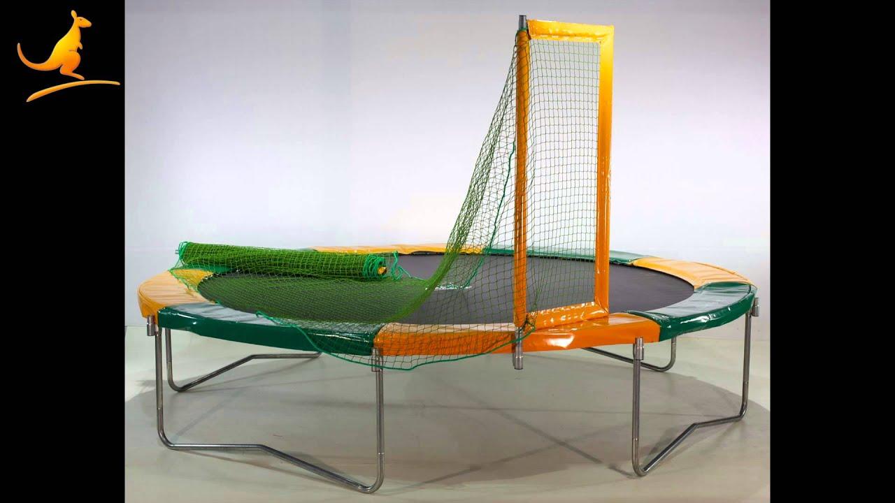 Trampoline 10 pieds for Trampoline exterieur decathlon